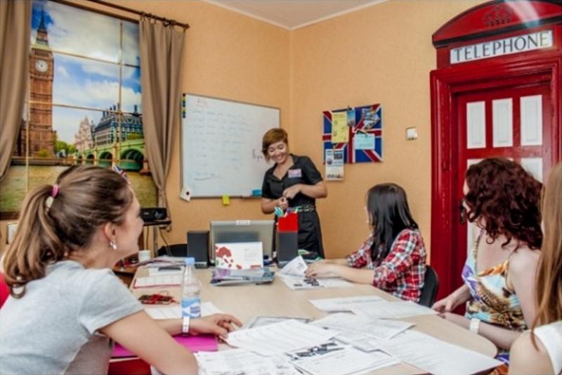 На курсы английского языка в Гомеле приходят взрослые